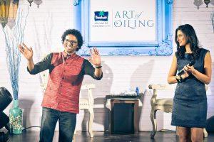 Marico_Art_Of_Oiling_Bloggers_Meet